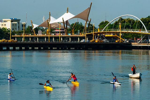 Malecón del Estero Salado